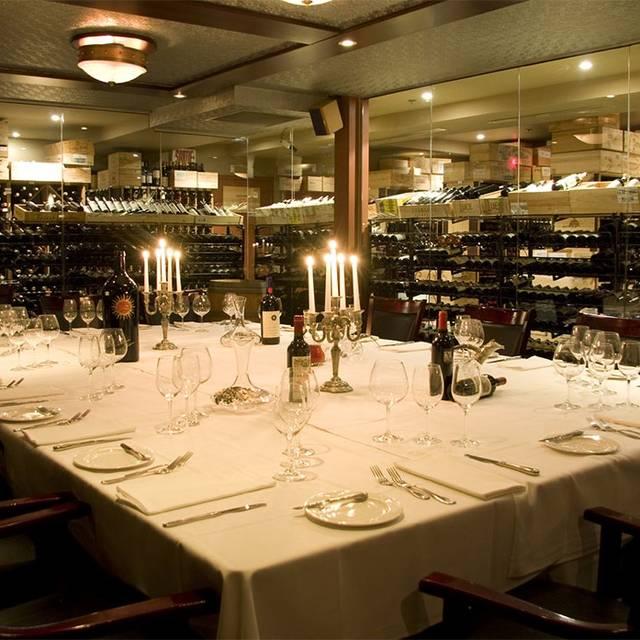 Img-salle-prive Rib N Reef - Rib n Reef Steakhouse, Montréal, QC