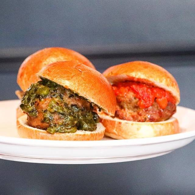 Mimi Blue Meatballs and More - Good Food! - Mass Ave, Indianapolis, IN