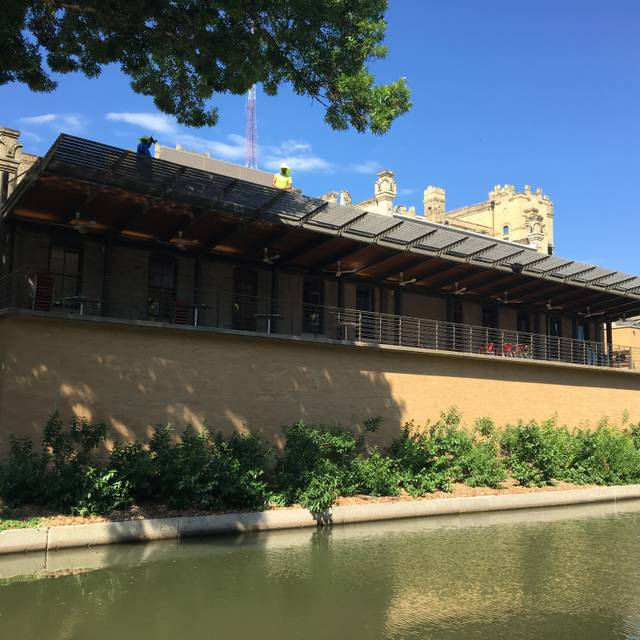 Tre Trattoria @ The San Antonio Museum of Art, San Antonio, TX