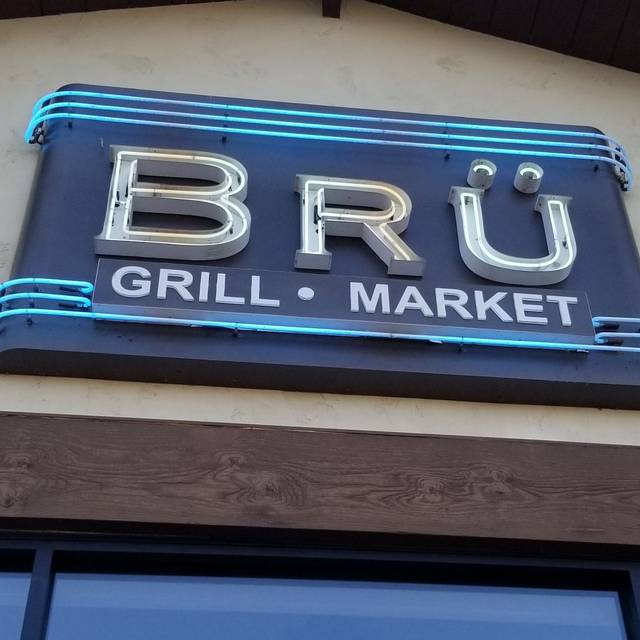 Bru Grill and Market, Lake Forest, CA