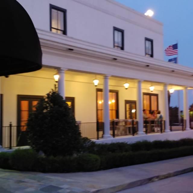 Cora's, White House Hotel Biloxi, Biloxi, MS