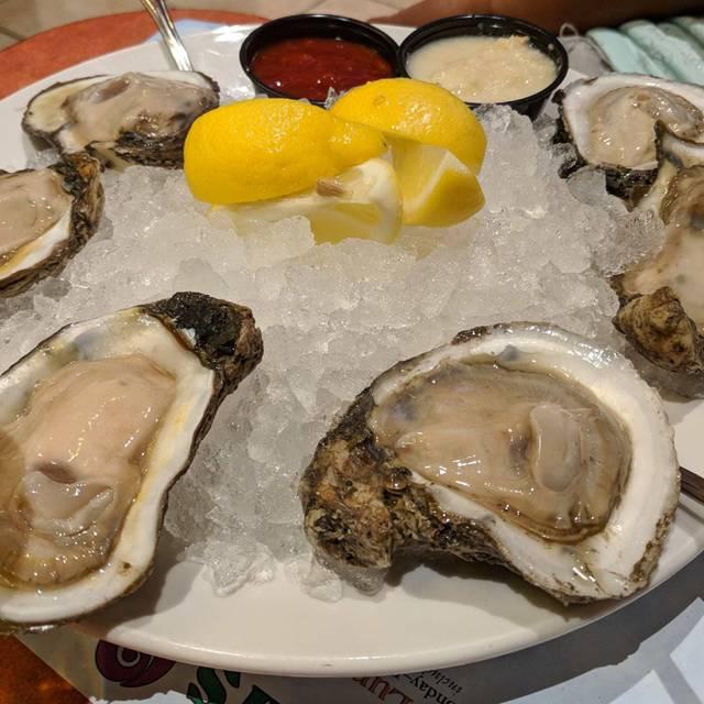 Big Al's Oyster Bar @ The Orleans, Las Vegas, NV