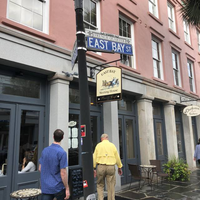 East Bay Meeting House Bar & Cafe, Charleston, SC
