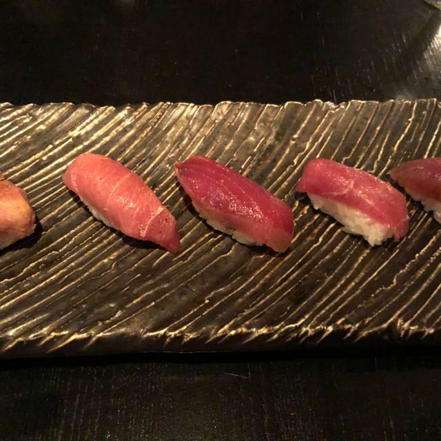 Sushi Nakazawa Dining Room Price