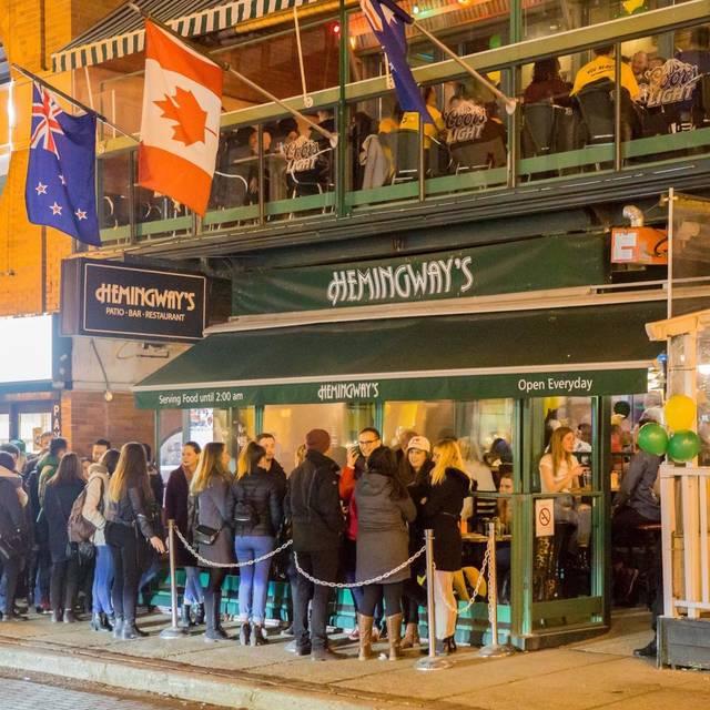 Img - Hemingway's, Toronto, ON