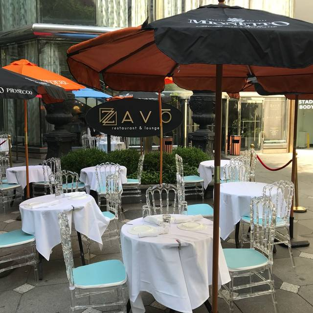Zav 213 Mediterranean Restaurant New York Ny Opentable