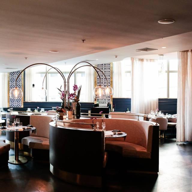 AKLA restaurante - Intercontinental Lisbon