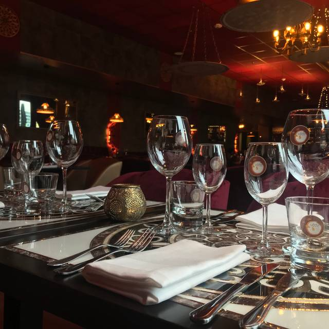 Veda Indian Restaurant & Lounge - Kurhaus of Scheveningen, The Hague, Noord-Holland
