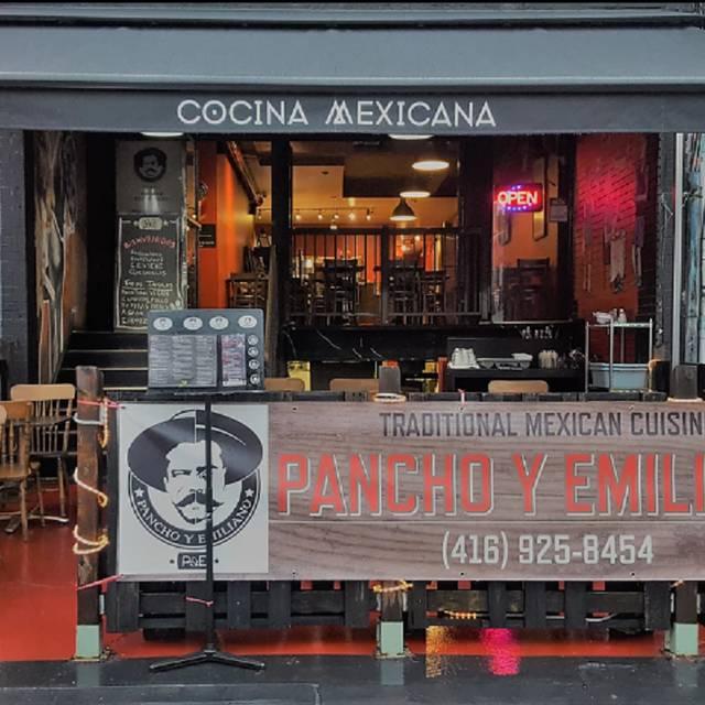 Pancho y Emiliano, Toronto, ON