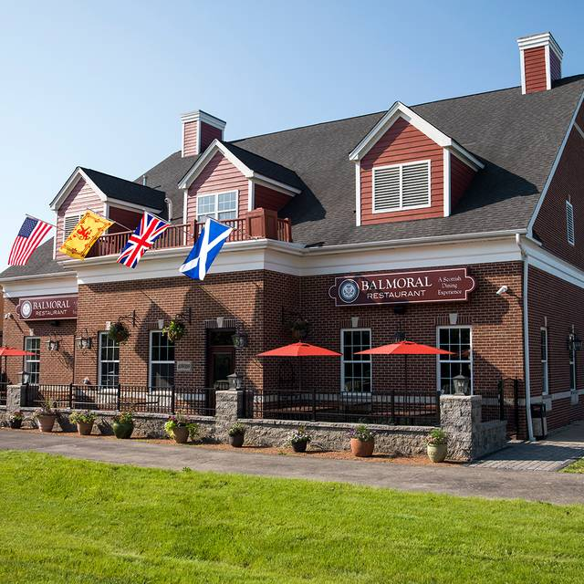 Exterior - Balmoral Restaurant, Campton Hills, IL