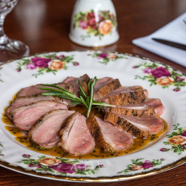 Entree - Balmoral Restaurant, Campton Hills, IL