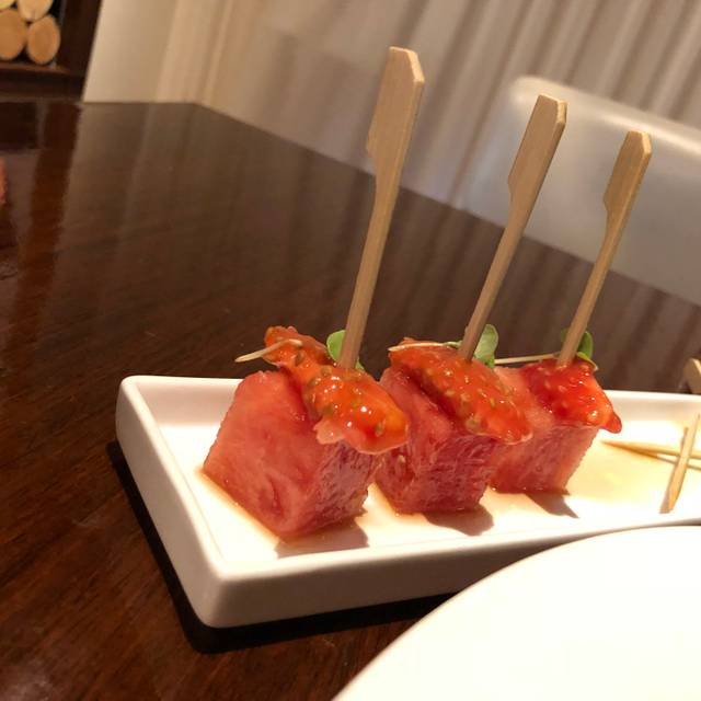 Tres by Jose Andres @ SLS Hotel, a Luxury Collection Hotel, Los Angeles, CA
