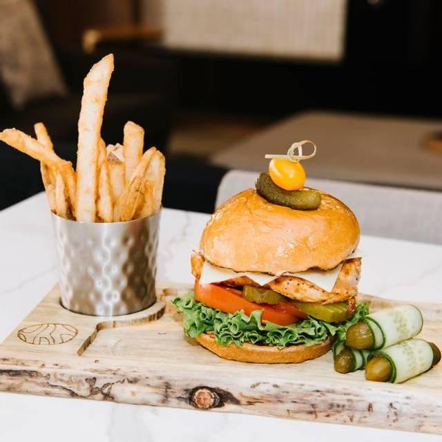 Lockwood Burger  - The Lockwood Kitchen & Bar, Denver, CO