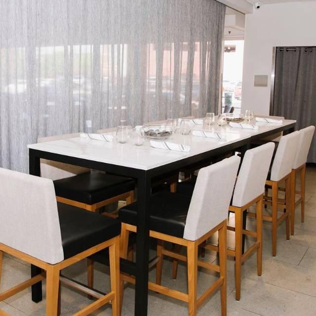 Lockwood Communal Table - The Lockwood Kitchen & Bar, Denver, CO