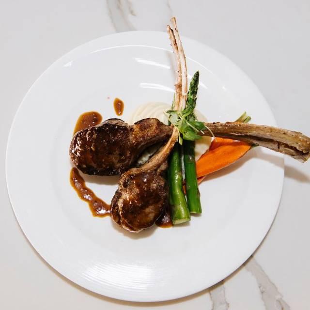 Lamb chops - The Lockwood Kitchen & Bar, Denver, CO