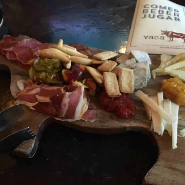 VACA Restaurant - Costa Mesa, CA | OpenTable