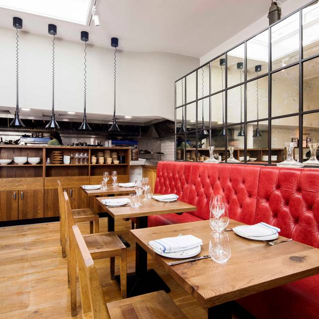 Tom's Kitchen - Chelsea, London