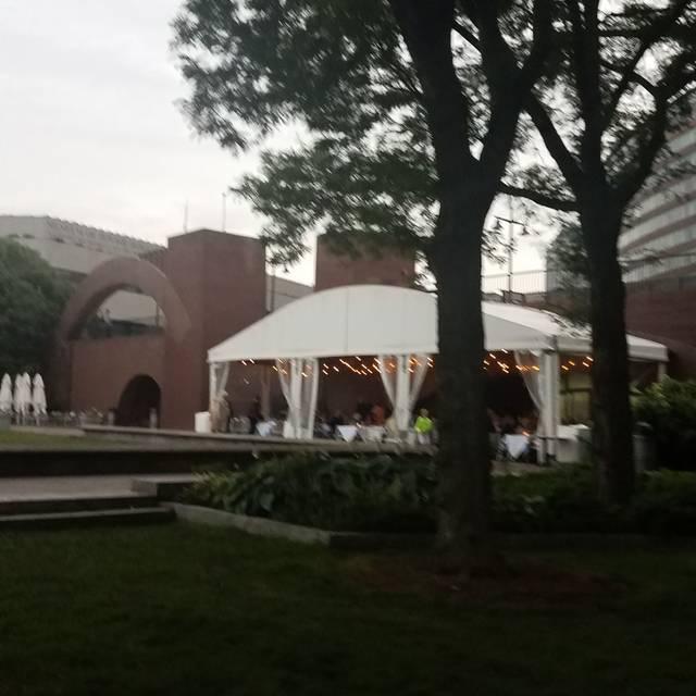 Gigino at Wagner Park, New York, NY