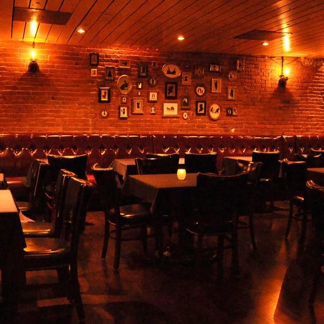 Brahmin - The Brahmin Restaurant & Lounge, Boston, MA