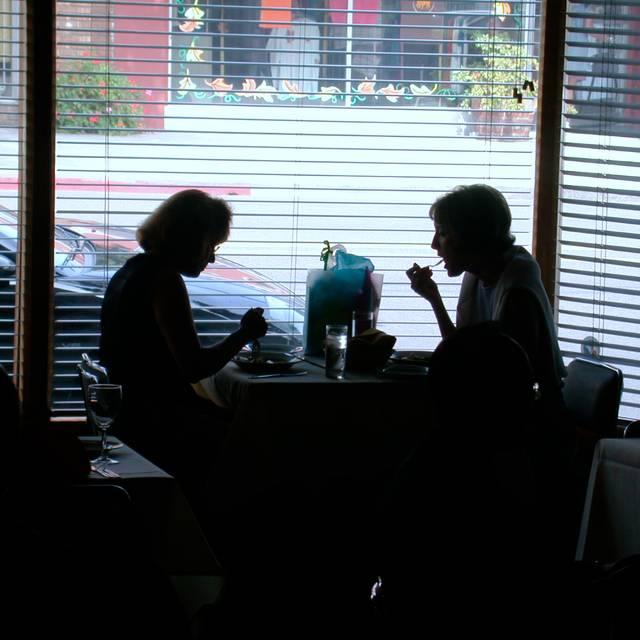 Window - Shiro Restaurant, South Pasadena, CA