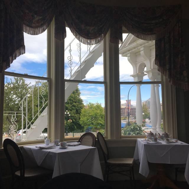 Pendray Inn and Tea House, Victoria, BC