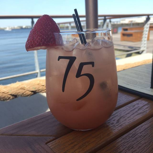 75 on Liberty Wharf Bar & Grill, Boston, MA