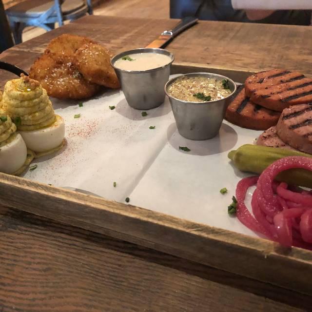 Swine Southern Table & Bar, Coral Gables, FL
