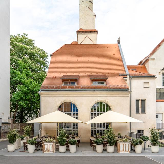 Restaurant Oderberger, Berlin