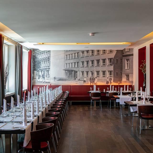 Restaurant Schule - Die Schule, Berlin