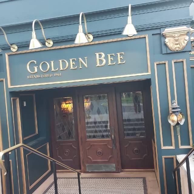 Golden Bee - The Broadmoor, Colorado Springs, CO