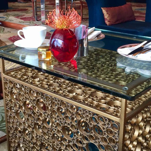 Tea Lounge - Waldorf Astoria, Las Vegas, Las Vegas, NV