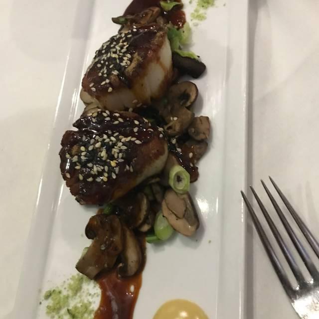 SeaBlue Restaurant & Wine Bar, North Myrtle Beach, SC