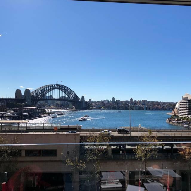 Cafe Sydney, Sydney, AU-NSW