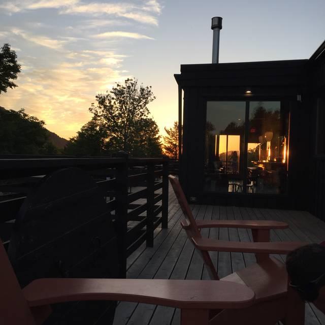 Prospect at Scribner's Catskill Lodge, Hunter, NY