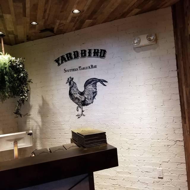 Yardbird Southern Table & Bar - Los Angeles, Los Angeles, CA