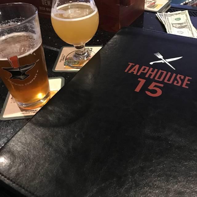Taphouse 15, Jefferson, NJ