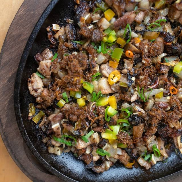 Sisig - Ma'am Sir, Los Angeles, CA