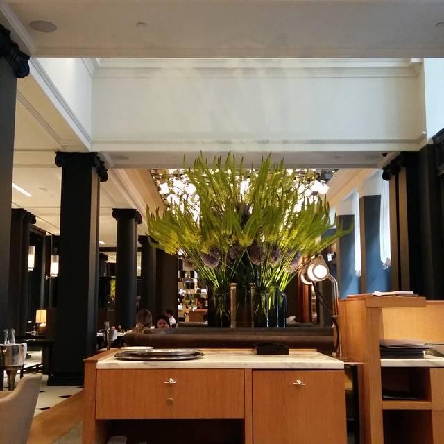 Mirror Room, London