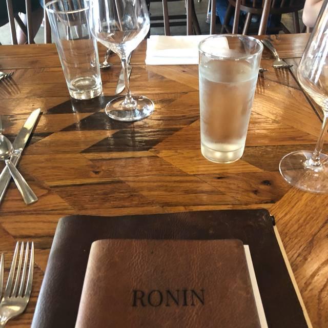 Ronin, Bryan, TX