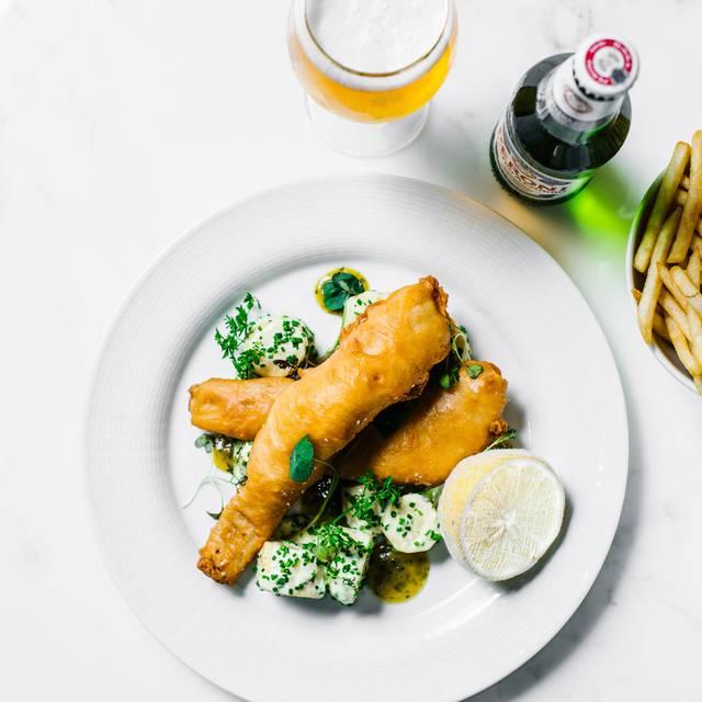 The Wilmot Fancy In & Out Lunch Fancy Tempura Market Fish - The Wilmot at Primus Hotel - Sydney, Sydney, AU-NSW