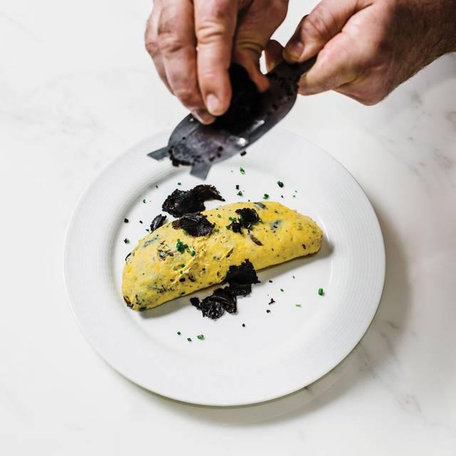 The Wilmot Breakfast Truffle & Muchroomomelette - The Wilmot at Primus Hotel - Sydney, Sydney, AU-NSW