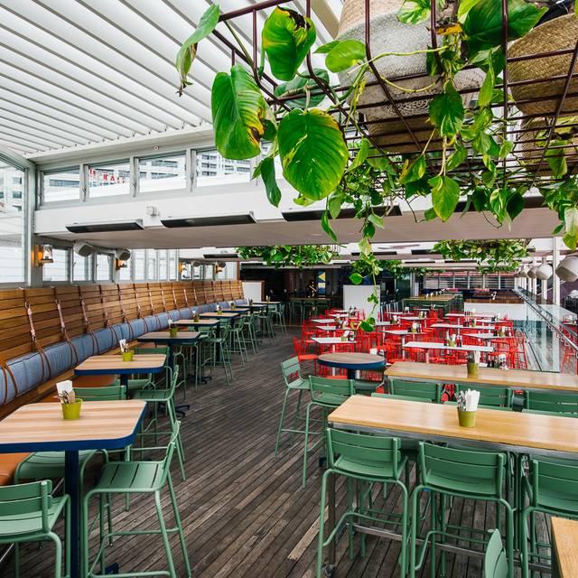 Helm Bar & Bistro, Sydney, AU-NSW