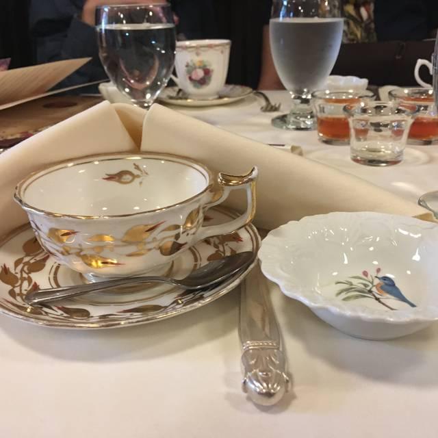 Queen Mary Tea Room, Seattle, WA
