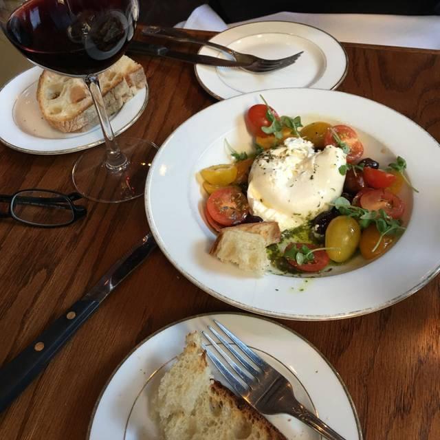 petite boucherie restaurant new york ny opentable
