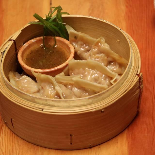Dumplings - Sai Woo, Vancouver, BC