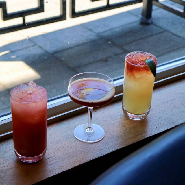 Cocktails In The Window - Sai Woo, Vancouver, BC