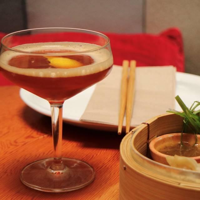 Cocktail - Sai Woo, Vancouver, BC
