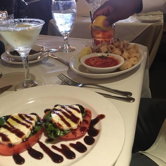 Sammy G S Tuscan Grill Restaurant Palm Springs Ca