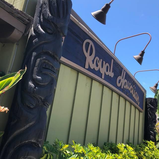 Royal Hawaiian, Laguna Beach, CA