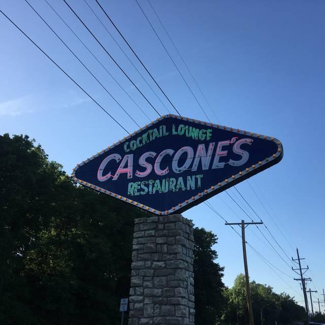 Cascone's, Kansas City, MO